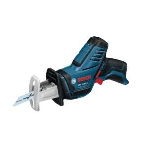 Akumuliatorinis tiesinis pjūklas Bosch GSA 10,8 V; (be akumuliatoriaus ir pakrovėjo)
