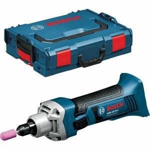 Tiesinis šlifuoklis Bosch GGS 18 V-Li solo; (be akumuliatorių ir kroviklio)