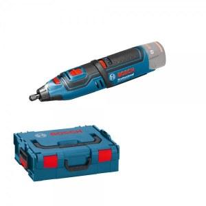 Rotacinis įrankis Bosch GRO 12V-35 Solo L-Boxx (be akumuliatoriaus ir pakrovėjo)