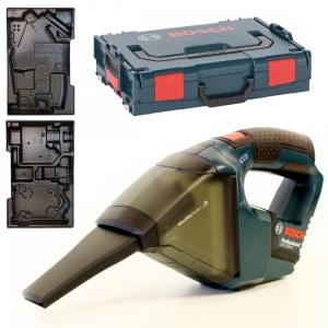 Akumuliatorinis siurblys Bosch GAS 12V; 12 V (be akumuliatoriaus ir kroviklio)