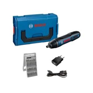 Suktuvas Bosch GO l-boxx Mini; 3,6 V; 1x1,5 Ah akum.