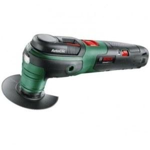 Daugiafunkcinis įrankis Bosch Universal Multi 12; 12 V; 1x2,5 Ah akum.