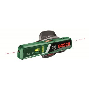Lazerinis nivelyras/gulsčiukas Bosch PLL 1 P