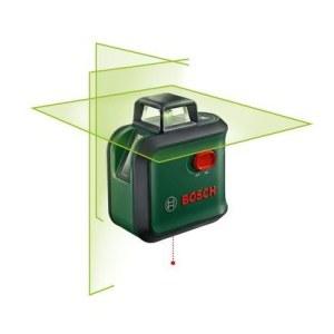 Lazerinis nivelyras Bosch AdvancedLevel 360