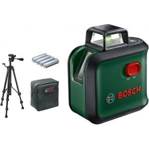 Lazerinis niverylas Bosch AdvancedLevel + priedai