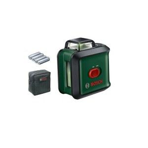Lazerinis nivelyras Bosch Universal Level 360; žalias