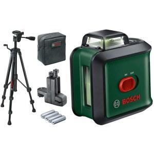 Lazerinis nivelyras Bosch UniversalLevel 360 SET + priedai