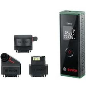 Lazerinis atstumų matuoklis Bosch ZAMO III set