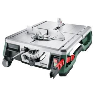 Išilginio pjovimo staklės Bosch AdvancedTableCut 52