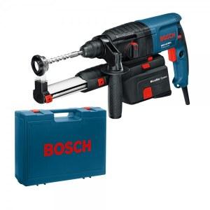 Perforatorius Bosch GBH 2-23 REA Professional; 2,5 J; SDS-plus + dulkių nusiurbimo sistema