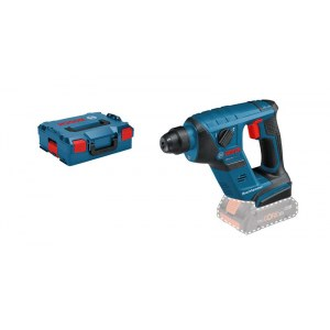 Akum. Perforatorius Bosch GBH 18 V-Li; 1,0 J; SDS-plus; 18 V (be akumuliatoriaus ir pakrovėjo)
