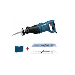 Tiesinis pjūklas Bosch GSA 1100 E Professional + 20 pjūklelių
