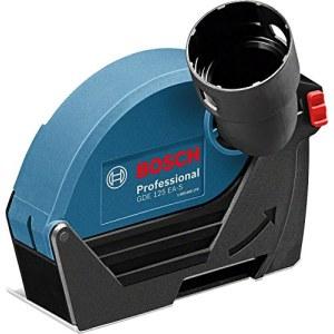 Apsauginis gaubtas su dulkių nusiurbimu Bosch GDE 125 EA-S