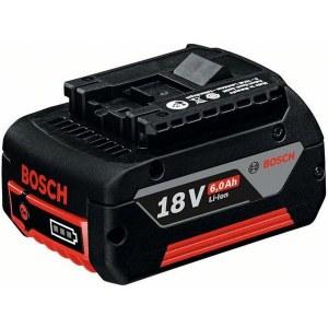 Akumuliatorius Bosch GBA 18 V-Li; 18 V; 6,0 Ah
