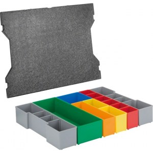 Įdėklas lagaminui Bosch L-Boxx 102 SET 13