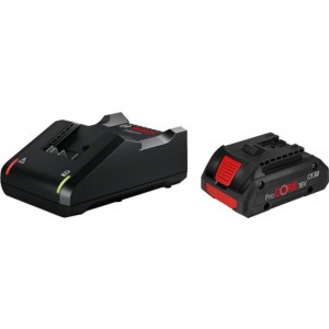 Priedų rinkinys Bosch GBA ProCORE 18 V; 1x4,0 Ah akum.+ pakrovėjas GAL 18V-40