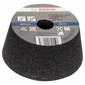 Šlifavimo puodelis Bosch; Ø90-110 mm; P24