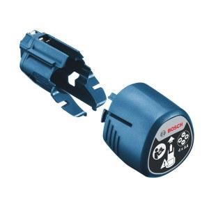 Akumuliatorių adapteris Bosch AA1; 10,8 V/12 V