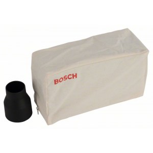 Dulkių maišelis su adapteriu Bosch, GHO 40-82 C/14,4V/18V