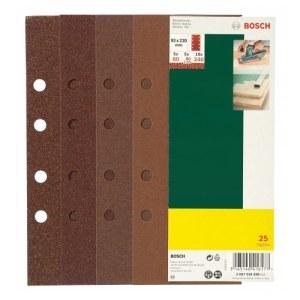 Šlif. popierius vibro šlifuokliui; Best for Wood; 93x230 mm