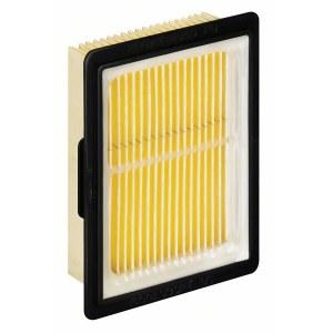 Plokščias klostuotas filtras dulkių siurbliui Bosch GAS 10,8 V-LI