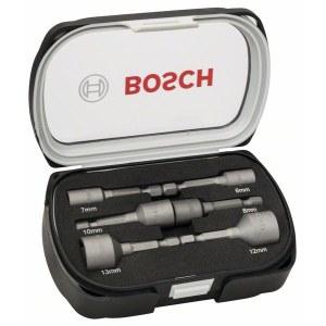 Galvučių komplektas Bosch 50mm 2608551079; 6-13 mm; 6 vnt.