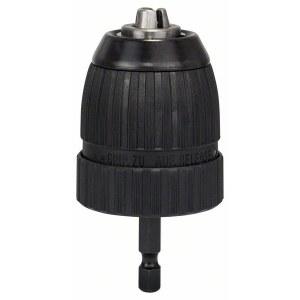 Greitos fiksacijos griebtuvas Bosch; 1-10 mm; 1/4''- 6k