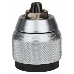 Greitos fiksacijos griebtuvas Bosch GSB; 1,5-13 mm; chromuotas