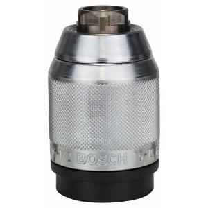 Greitos fiksacijos griebtuvas Bosch gręžtuvams GSB, PSB; 1,5-13 mm; chromuotas