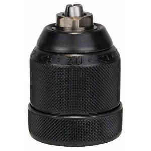 Greitos fiksacijos griebtuvas Bosch; 1-10 mm; 1/2''-20