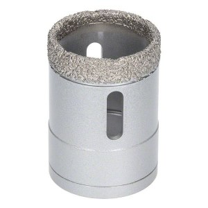 Deimantinė gręžimo karūna sausam pjovimui Bosch X-LOCK Ceramic Dry Speed; 40x35 mm