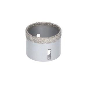 Deimantinė gręžimo karūna sausam pjovimui Bosch X-LOCK Ceramic Dry Speed; 55x35 mm