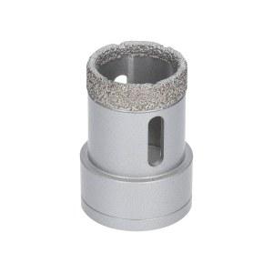 Deimantinė gręžimo karūna sausam pjovimui Bosch X-LOCK Ceramic Dry Speed; 35x35 mm