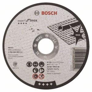 Abrazyvinis pjovimo diskas Bosch AS 46 T INOX BF; Ø125x2 mm