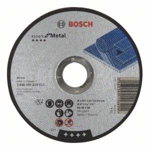 Abrazyvinis pjovimo diskas Bosch A46 S BF; Ø125x1,6 mm