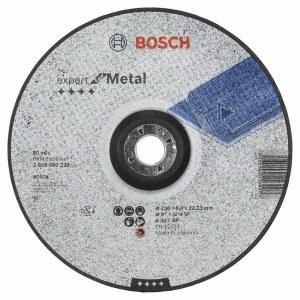 Šlifavimo diskas Bosch A 30 T BF; Ø230x6 mm