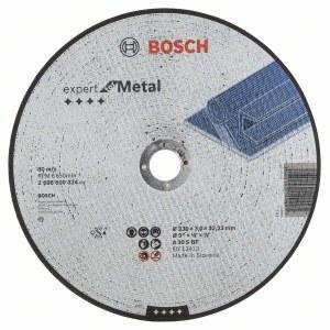 Abrazyvinis pjovimo diskas Bosch A30 S BF; Ø230x3 mm