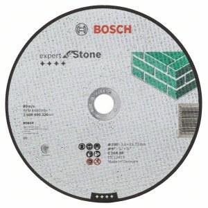 Abrazyvinis pjovimo diskas Bosch C24 R BF; Ø230x3 mm