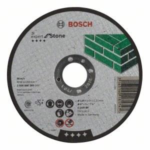 Abrazyvinis pjovimo diskas Bosch C24 R BF; Ø125x2,5 mm