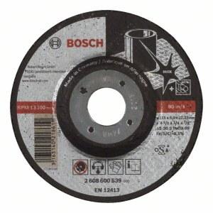 Šlifavimo diskas Bosch AS 30 S INOX BF; Ø115x6 mm