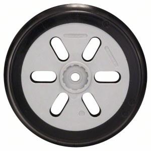 Šlifavimo padas ekscentr. šlifuokliui Bosch; Ø150 mm; minkštas; įrankiams GEX, PEX