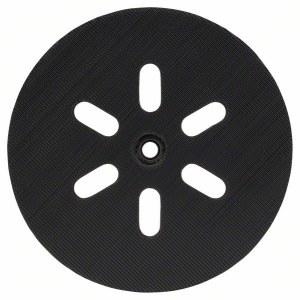 Šlifavimo padas ekscentr. šlifuokliui Bosch; Ø150 mm; vidutiniškai kietas; įrankiams GEX, PEX