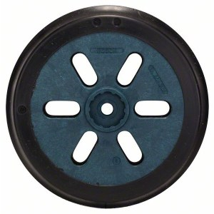 Šlifavimo padas ekscentr. šlifuokliui Bosch; Ø150 mm; kietas; įrankiams GEX, PEX