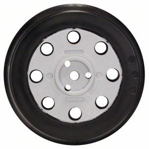 Šlifavimo padas ekscentr. Šlifuokliui Bosch; Ø125 mm; minkštas; įrankiams PEX, modeliams gamintiems 2007-2011 m.