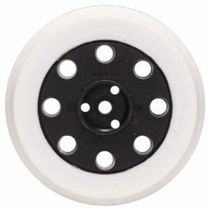 Šlifavimo padas ekscentr. šlifuokliui Bosch; Ø125 mm; minkštas; įrankiams GEX
