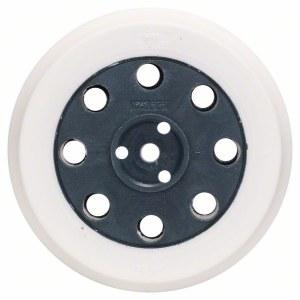 Šlifavimo padas ekscentr. šlifuokliui Bosch; Ø125 mm; kietas; įrankiams GEX