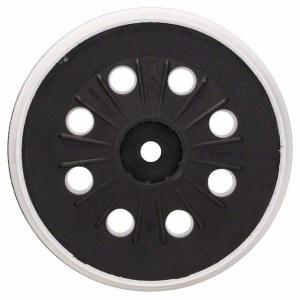 Šlifavimo padas ekscentr. šlifuokliui Bosch; 125 mm; vidutiniškai kietas