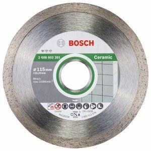 Deimantinis pjovimo diskas Bosch PROFESSIONAL FOR CERAMIC; Ø115