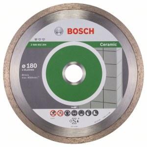 Deimantinis pjovimo diskas Bosch PROFESSIONAL FOR CERAMIC; Ø180