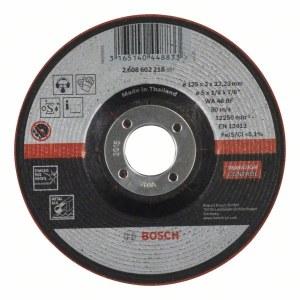 Šlifavimo diskas Bosch WA 46 BF; Ø125x3 mm